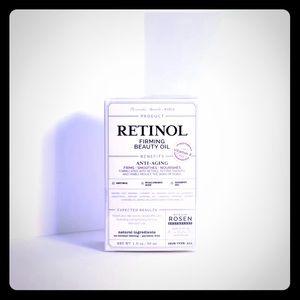 Rosen apothecary retinol firming beauty oil 1 Oz